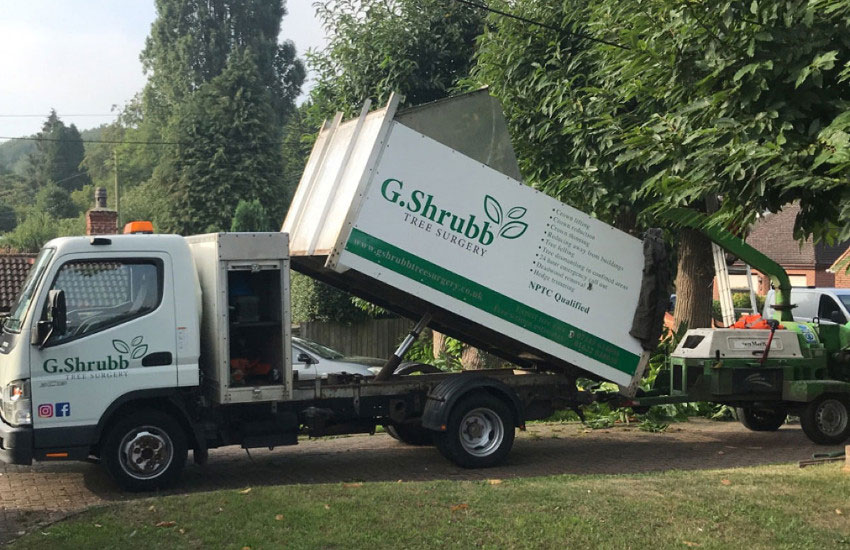 About G.Shrubb - Tree Surgeons in Maidstone, Kent